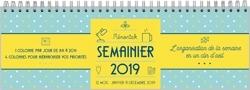SEMAINIER SPIRALES MEMONIAK 2019