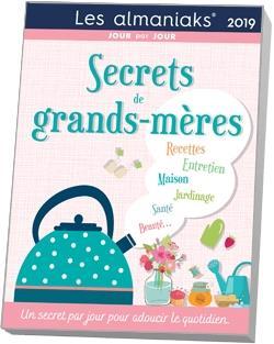 ALMANIAK SECRETS DE GRANDS-MERES 2019