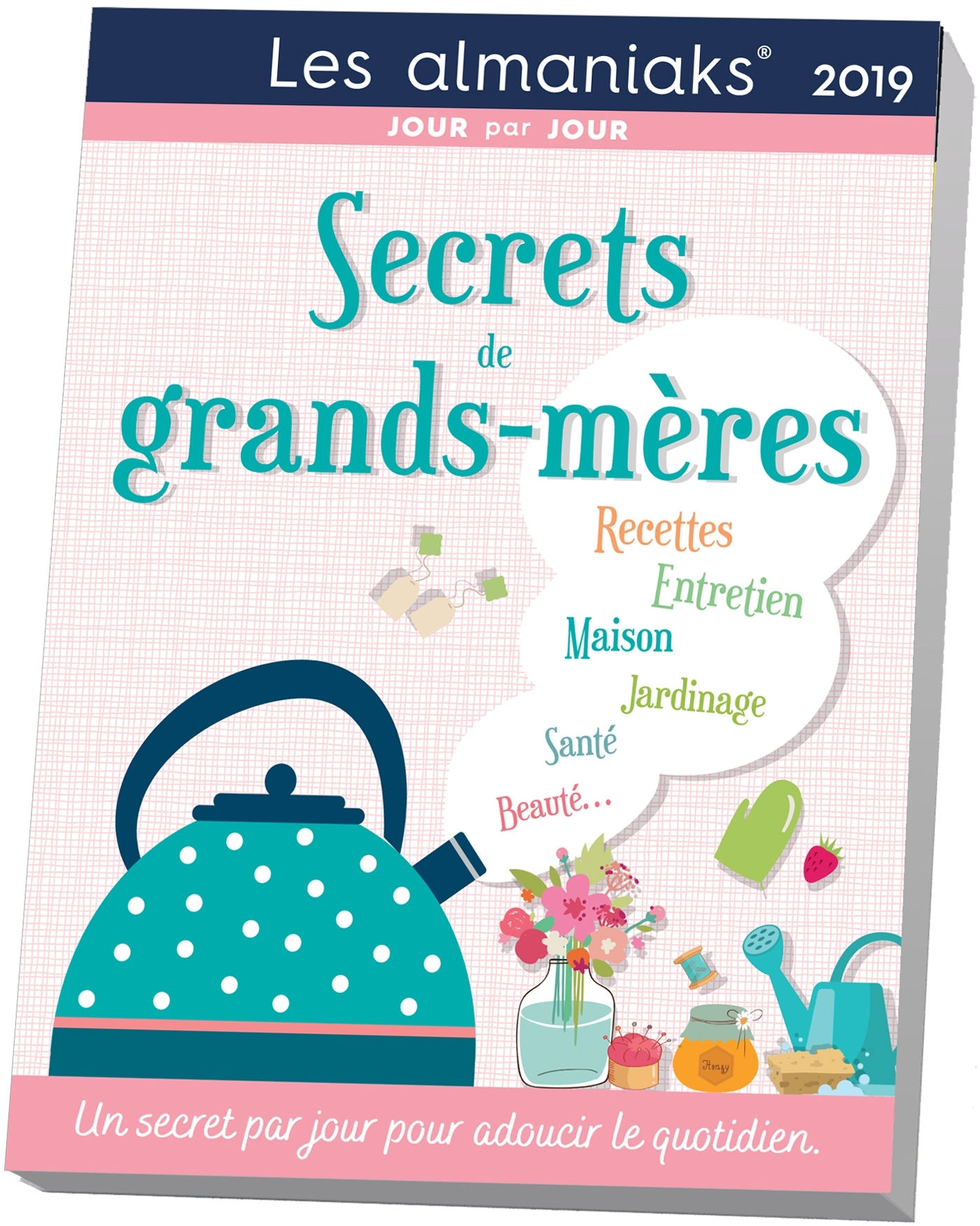 ALMANIAK SECRETS DE GRANDS-MERES 2019