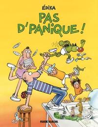 EDIKA - TOME 37 - PAS D'PANIQUE !
