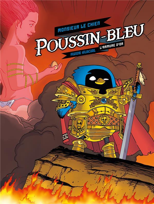 POUSSIN BLEU - TOME 1