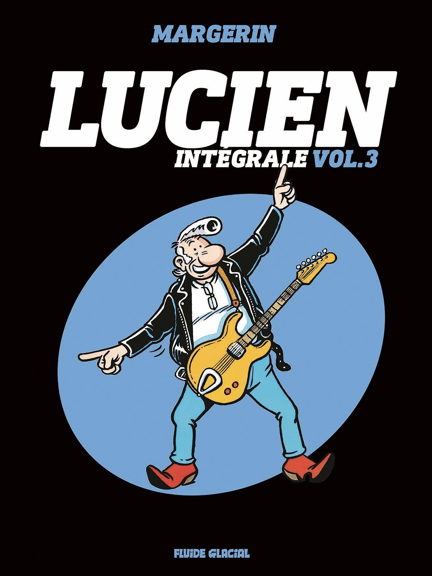 LUCIEN - T03 - LUCIEN - INTEGRALE - VOLUME 03