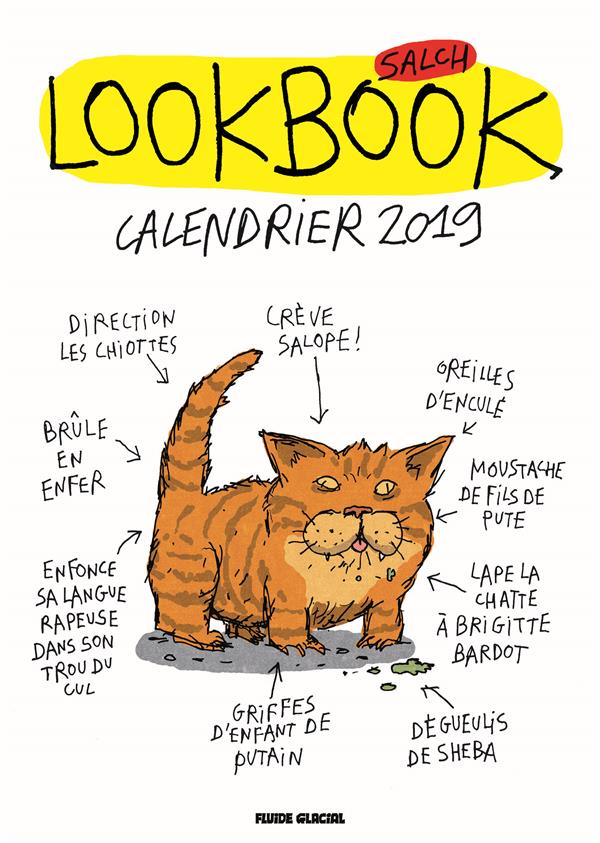 LOOKBOOK - CALENDRIER