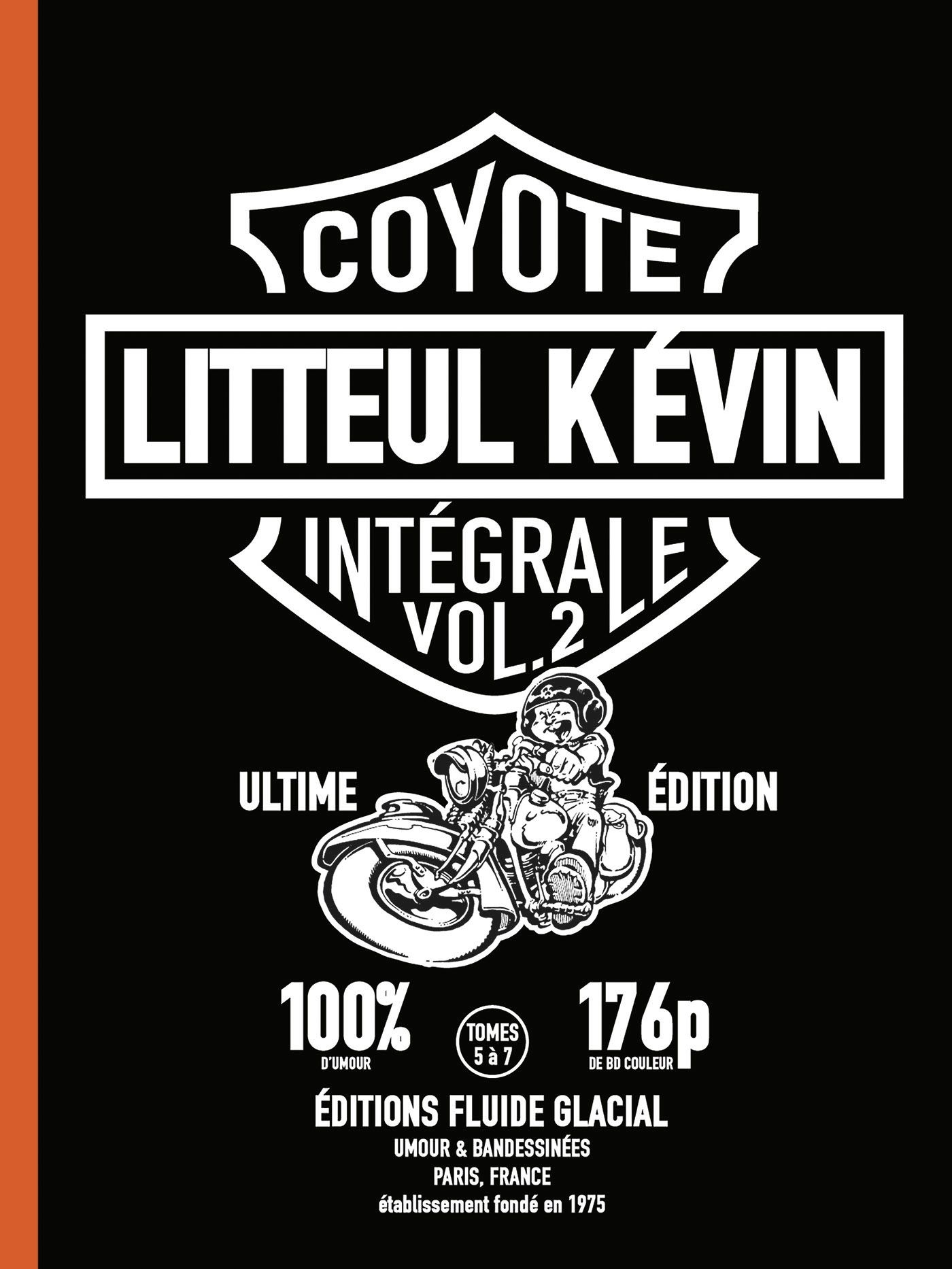 LITTEUL KEVIN - T02 - LITTEUL KEVIN - INTEGRALE - VOLUME 02