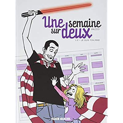UNE SEMAINE SUR DEUX + LA FEMME PARFAITE EST UNE CONNASSE 2 PACK 1+1