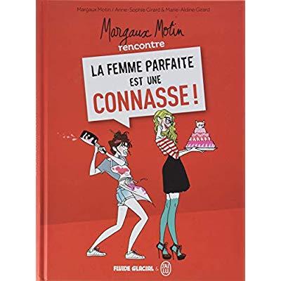 LA FEMME PARFAITE EST UNE CONNASSE PACK 1+1