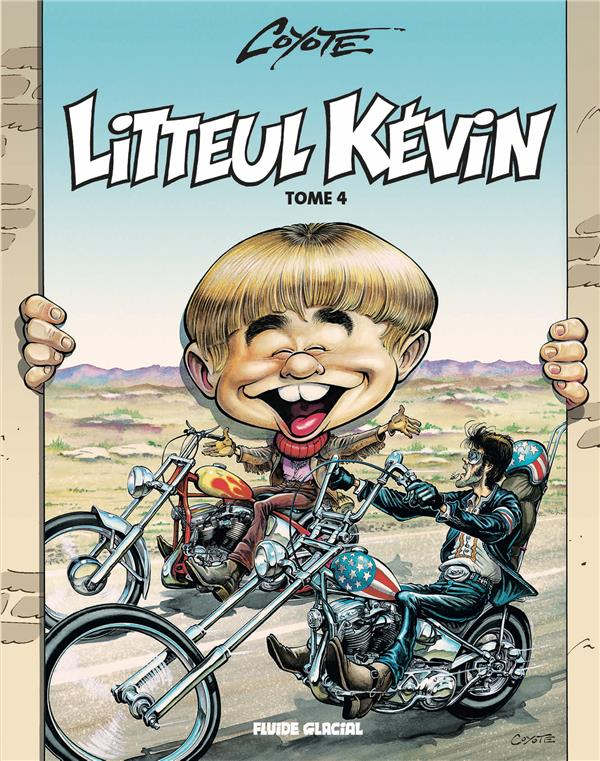 LITTEUL KEVIN TOME 4