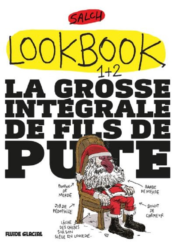 LOOKBOOK - ECRIN NED TOME 1 ET 2