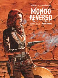 MONDO REVERSO - ECRIN TOME 01 ET TOME 02 + POSTER