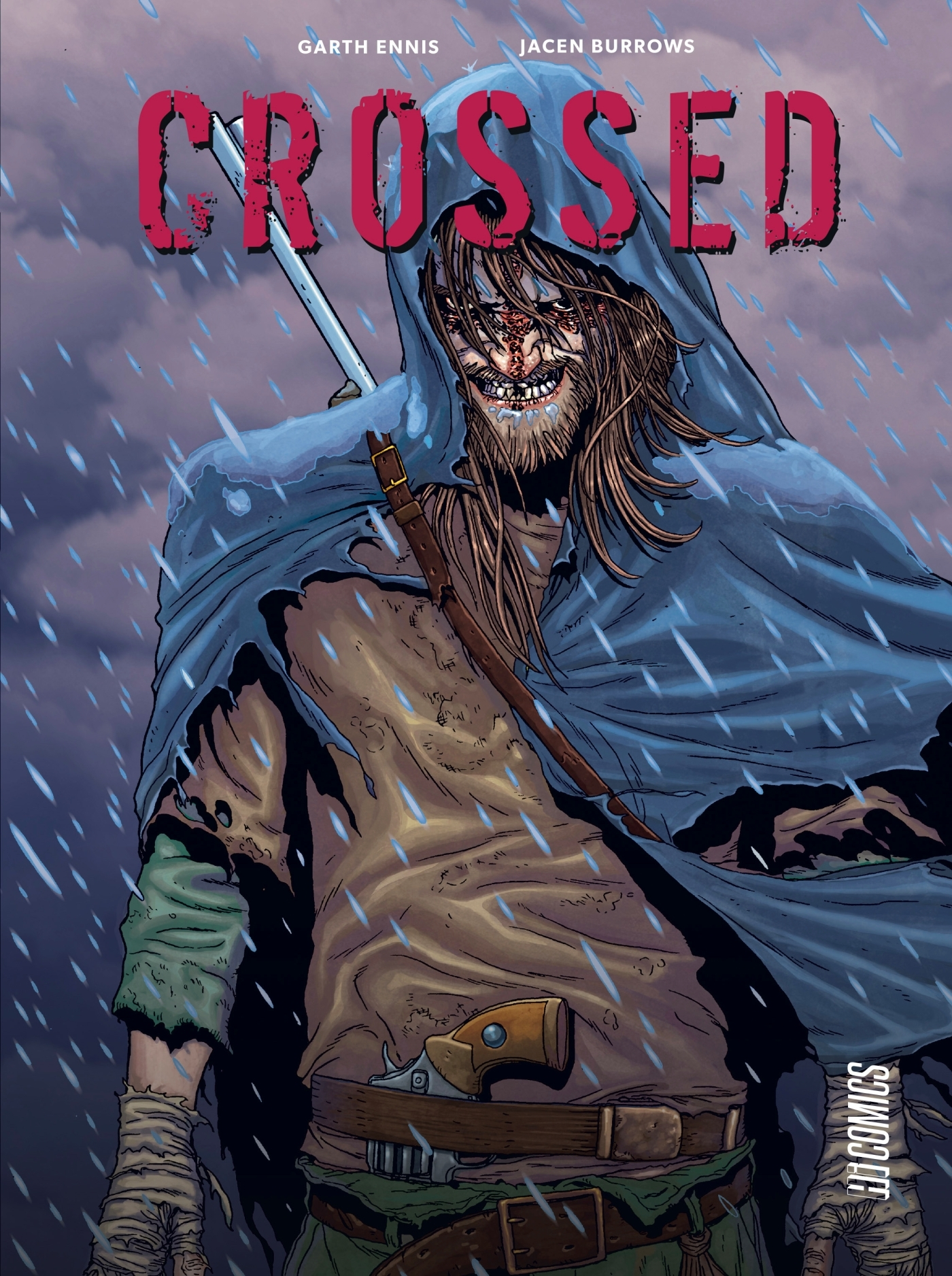 CROSSED - L'INTEGRALE