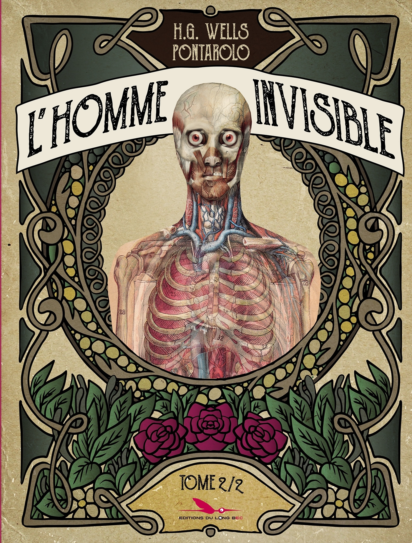 L HOMME INVISIBLE - L'HOMME INVISIBLE T2