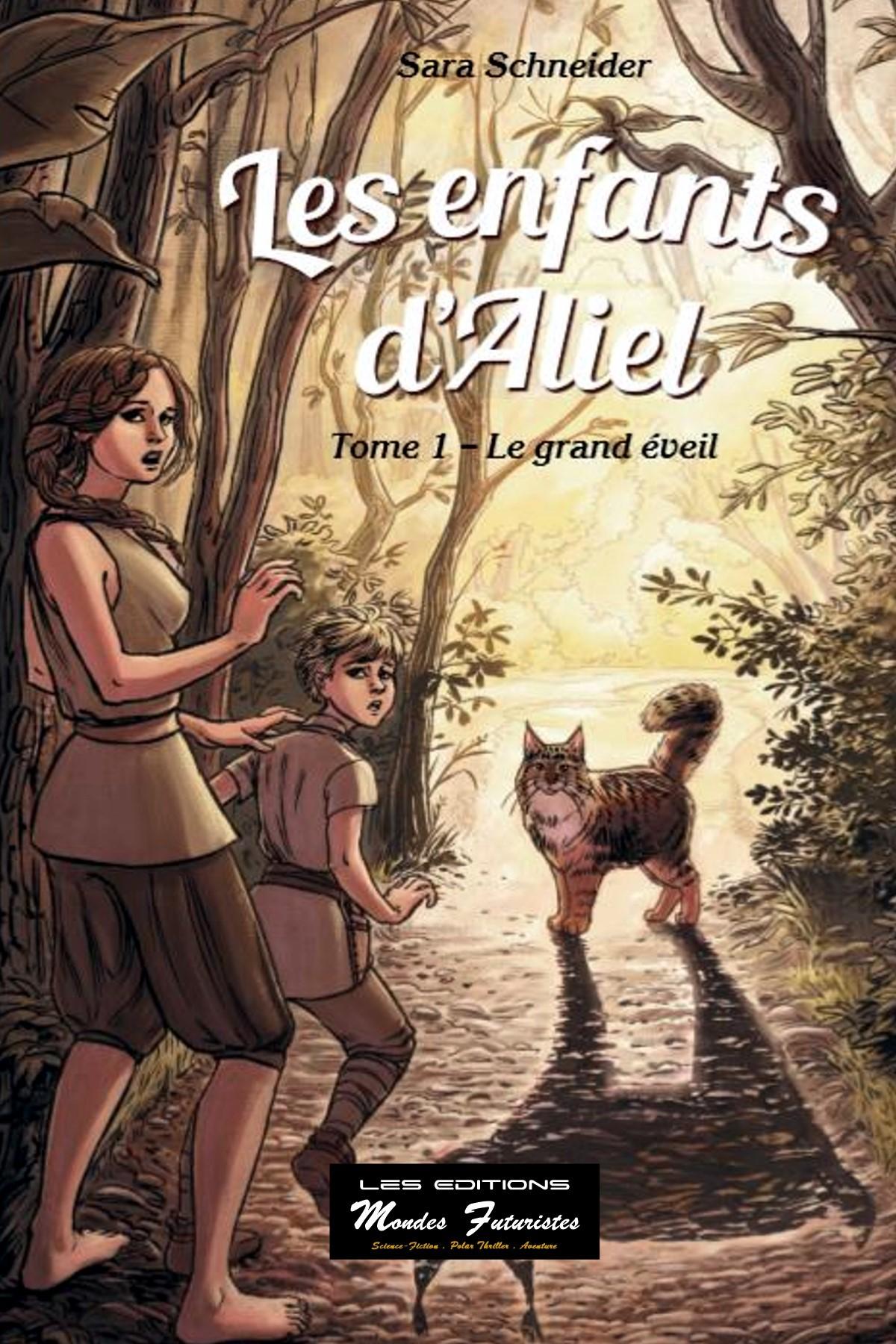 LES ENFANTS D'ALIEL, LE GRAND EVEIL, VOL. 1