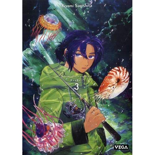 DEEP SEA AQUARIUM MAGMELL - TOME 3 - VOLUME 03