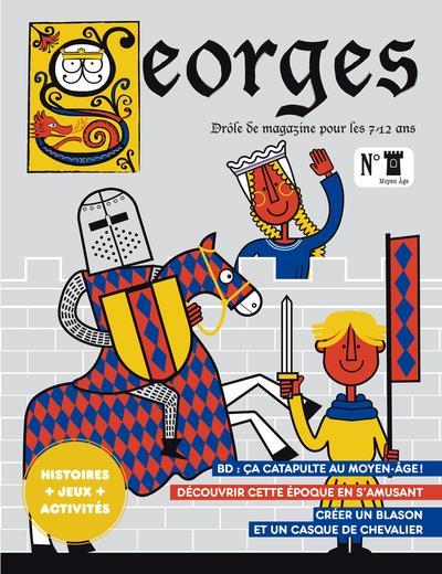 MAGAZINE GEORGES N 54 - MOYEN AGE