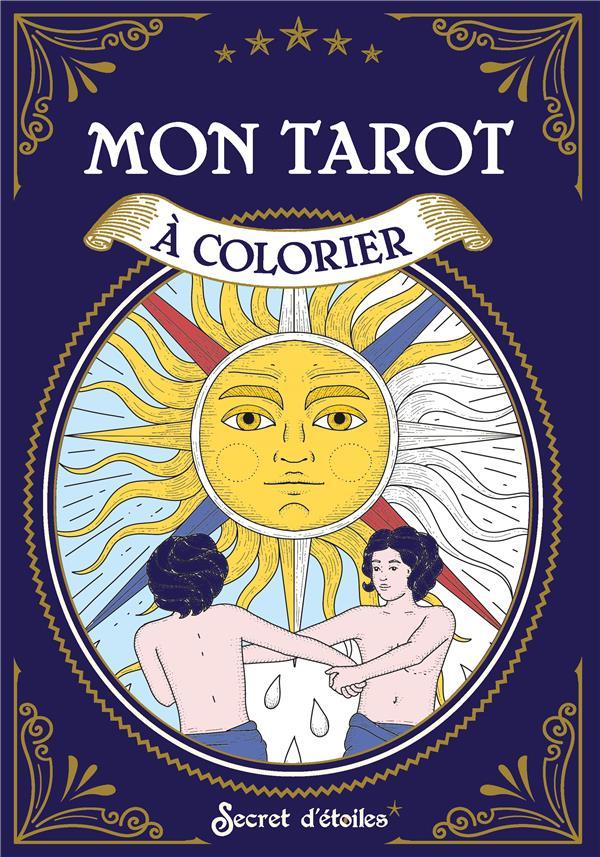 MON TAROT A COLORIER