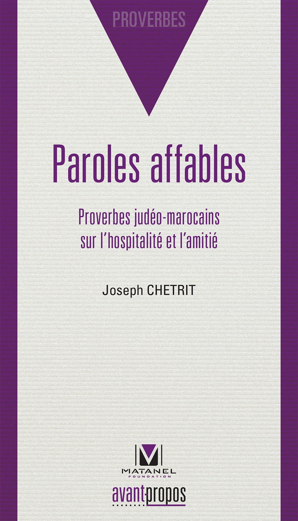 PAROLES AFFABLES