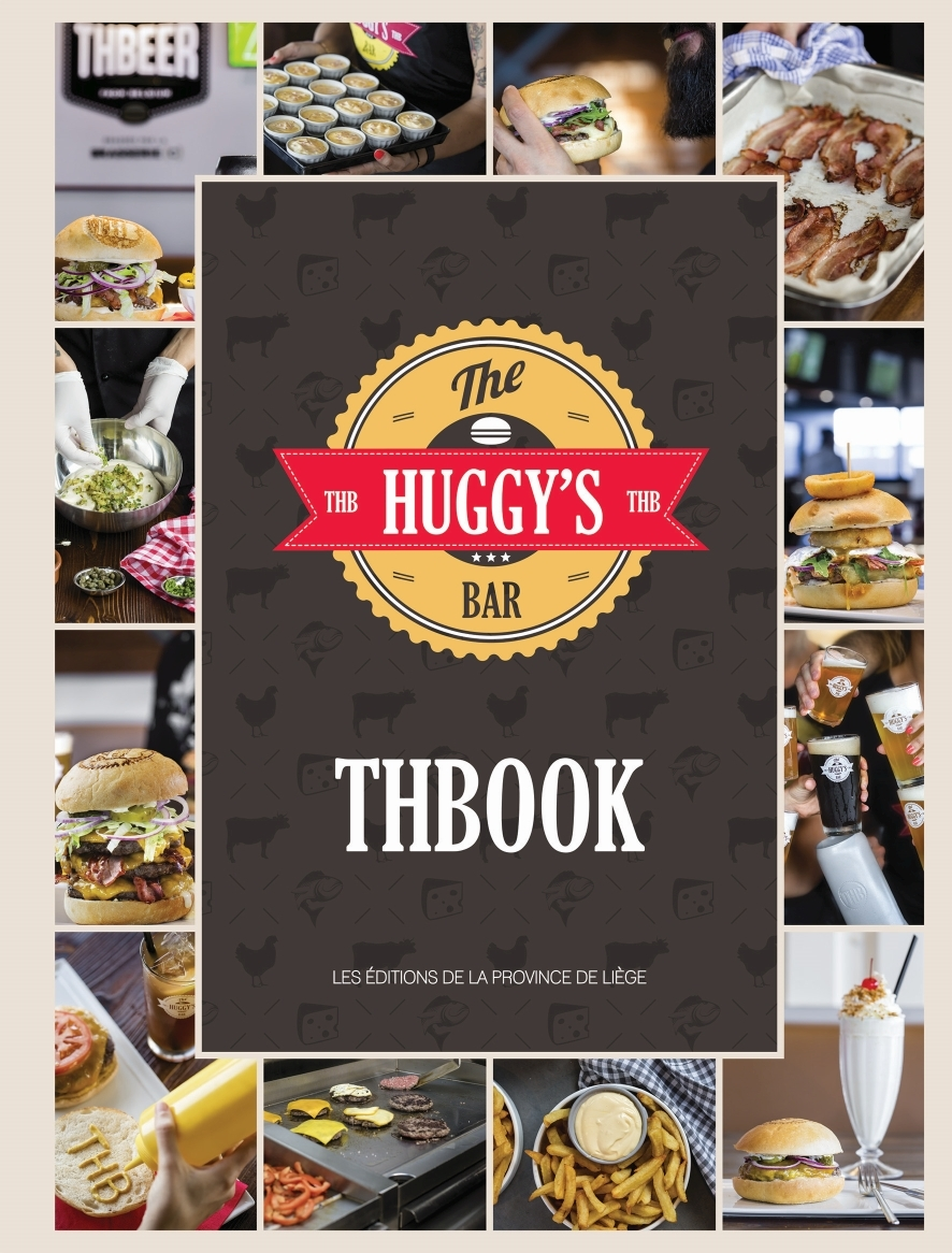 THBOOK. THE HUGGY'S BAR