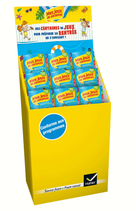 BOX MES JEUX DE VACANCES 72 EX CULTURA