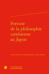 FORTUNE DE LA PHILOSOPHIE CARTESIENNE AU JAPON