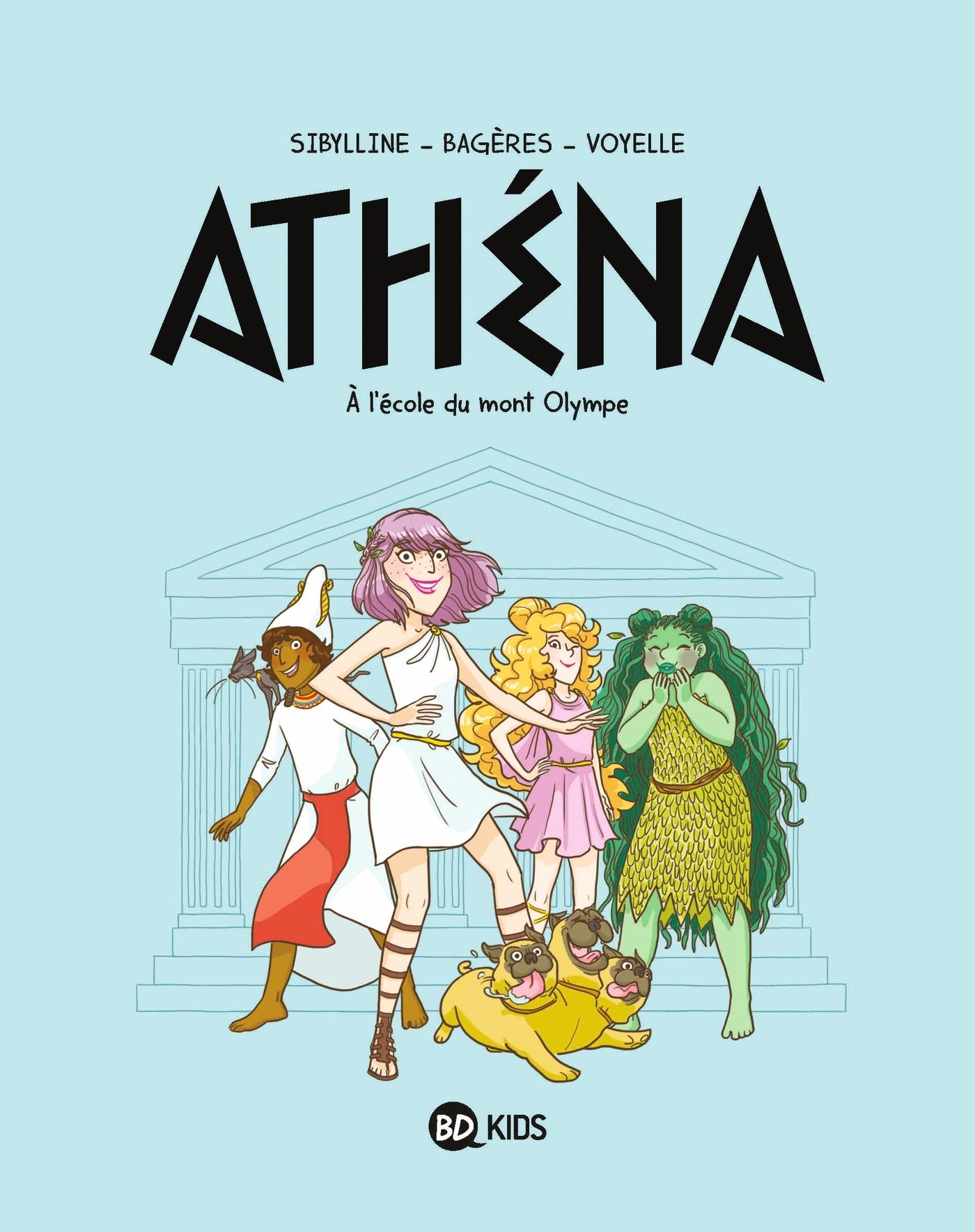 ATHENA, TOME 01