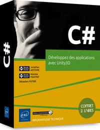C# - COFFRET DE 2 LIVRES : DEVELOPPEZ DES APPLICATIONS AVEC UNITY3D