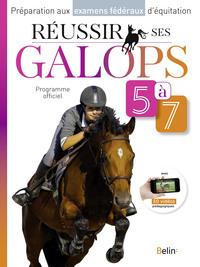 REUSSIR SES GALOPS 5-7 (MANUEL DE COURS)