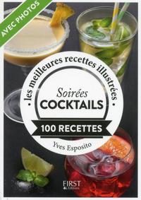 PETIT LIVRE DE - SOIREES COCKTAILS