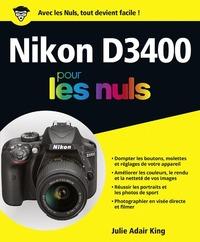 NIKON D3400 POUR LES NULS  ED  COULEURS