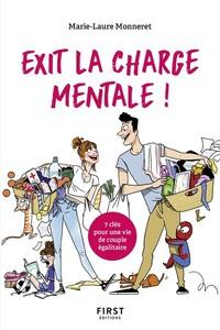 EXIT LA CHARGE MENTALE ! 7 CLES POUR UNE VIE DE COUPLE EGALITAIRE