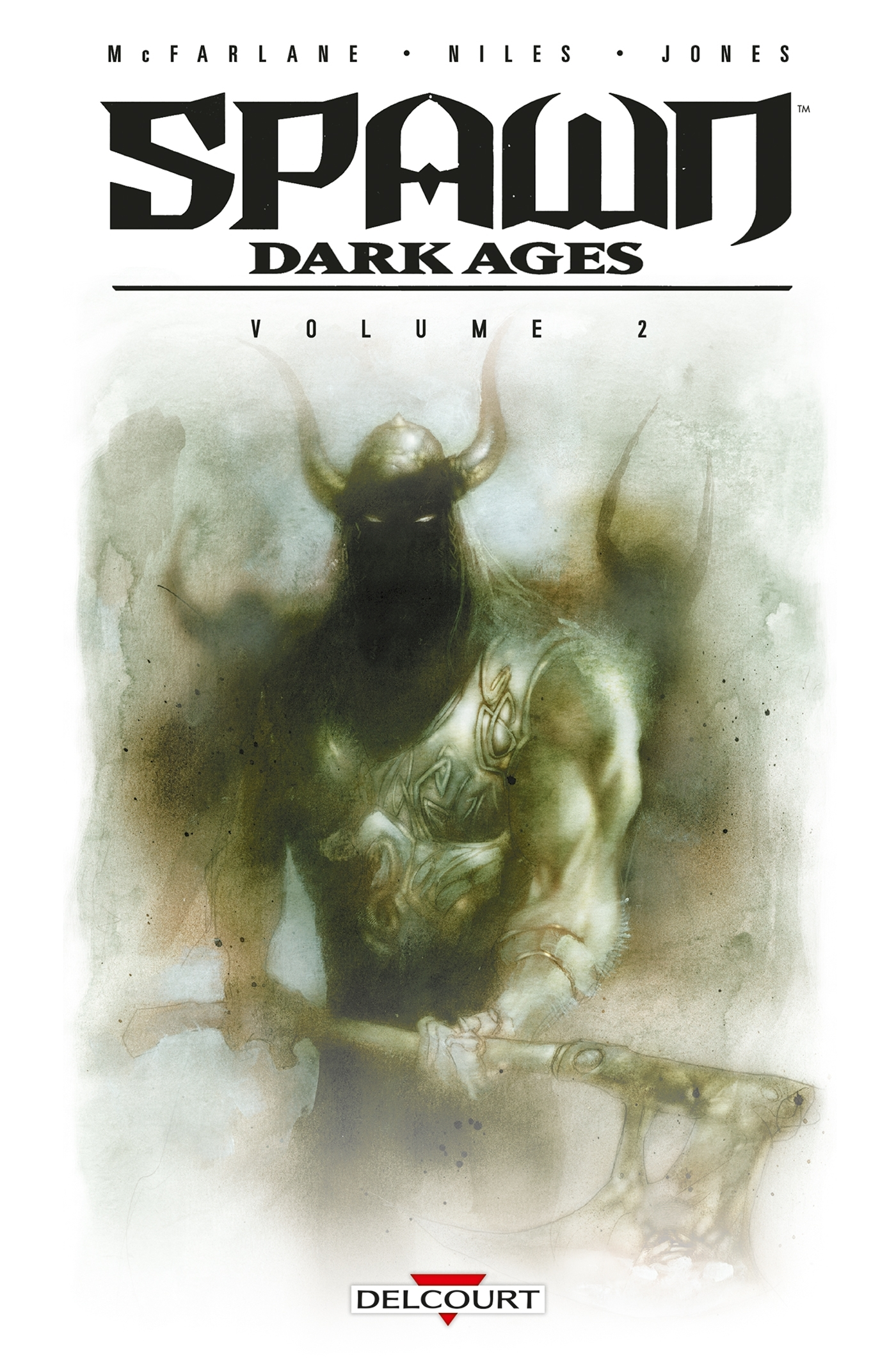 SPAWN DARK AGES - VOLUME II - T2