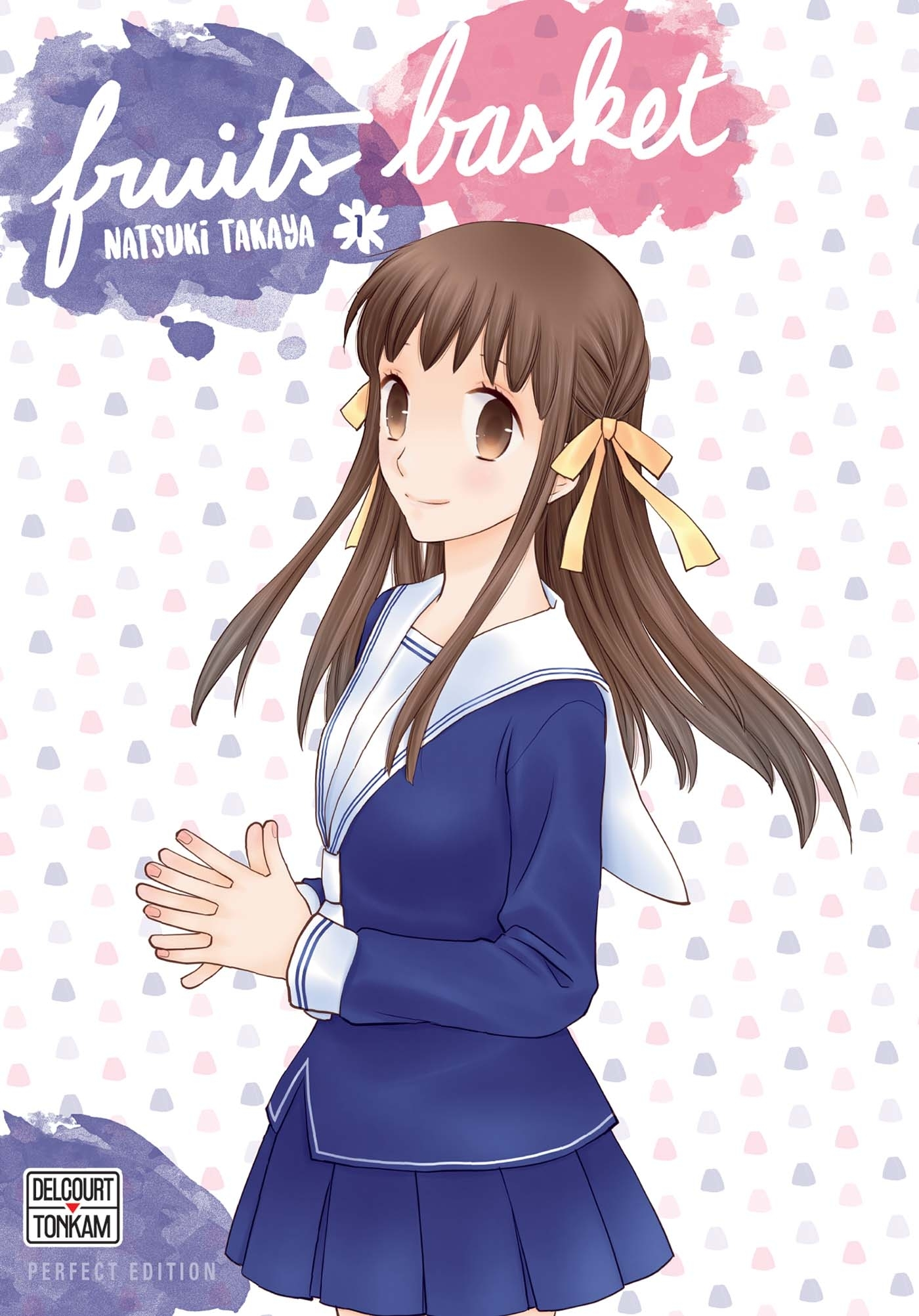 FRUITS BASKET PERFECT T01