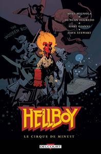 HELLBOY 16. LE CIRQUE DE MINUIT