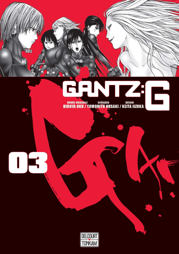 GANTZ G T03