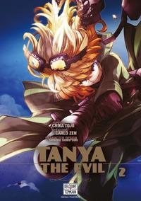TANYA THE EVIL 02 - SAGA OF TANYA THE EVIL - T02