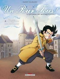 UN POUR TOUS ! 03. L'AFFAIRE DES PERRUQUES - T3