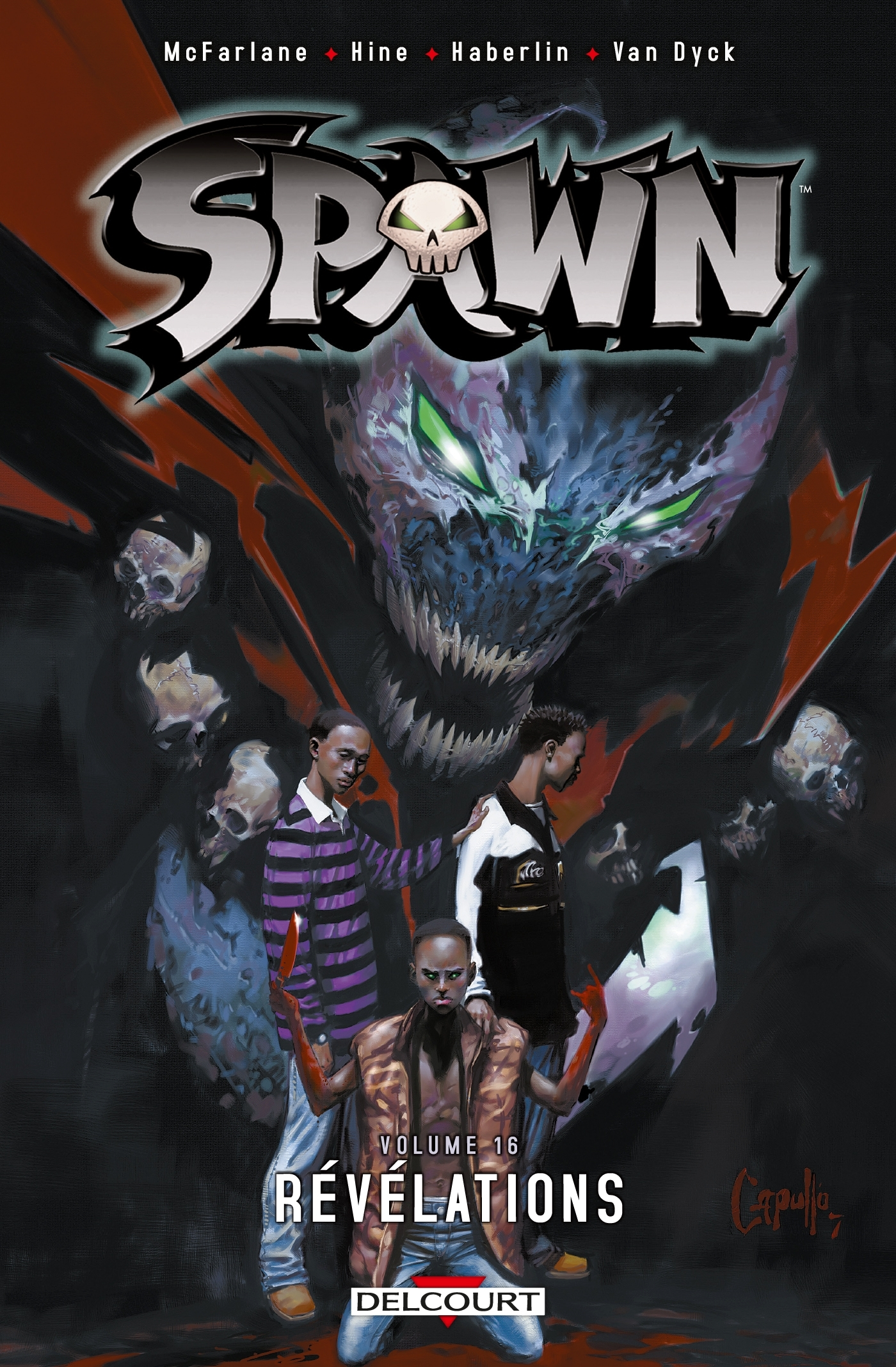 SPAWN VOLUMES 16. REVELATIONS - T16