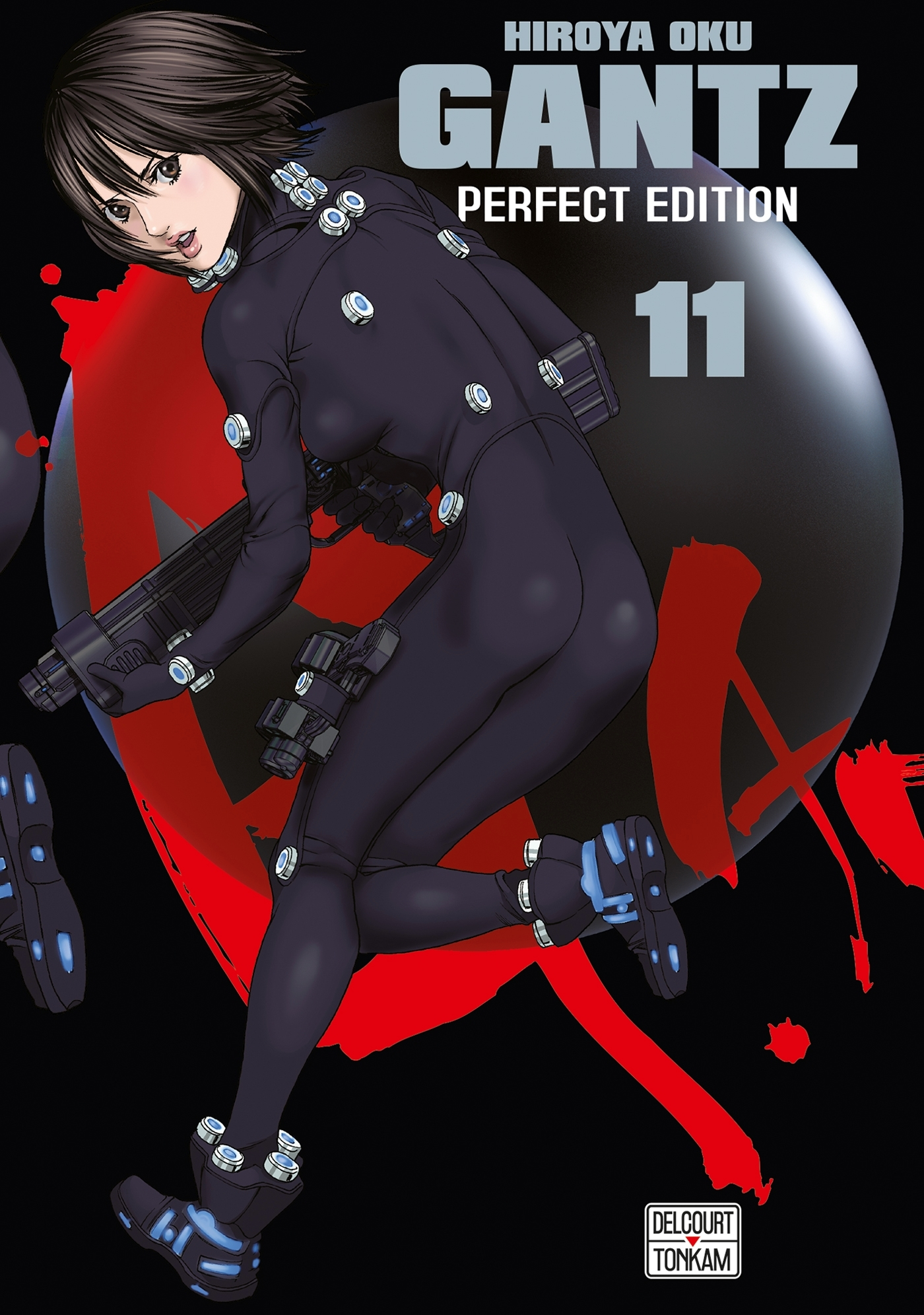 GANTZ PERFECT 11