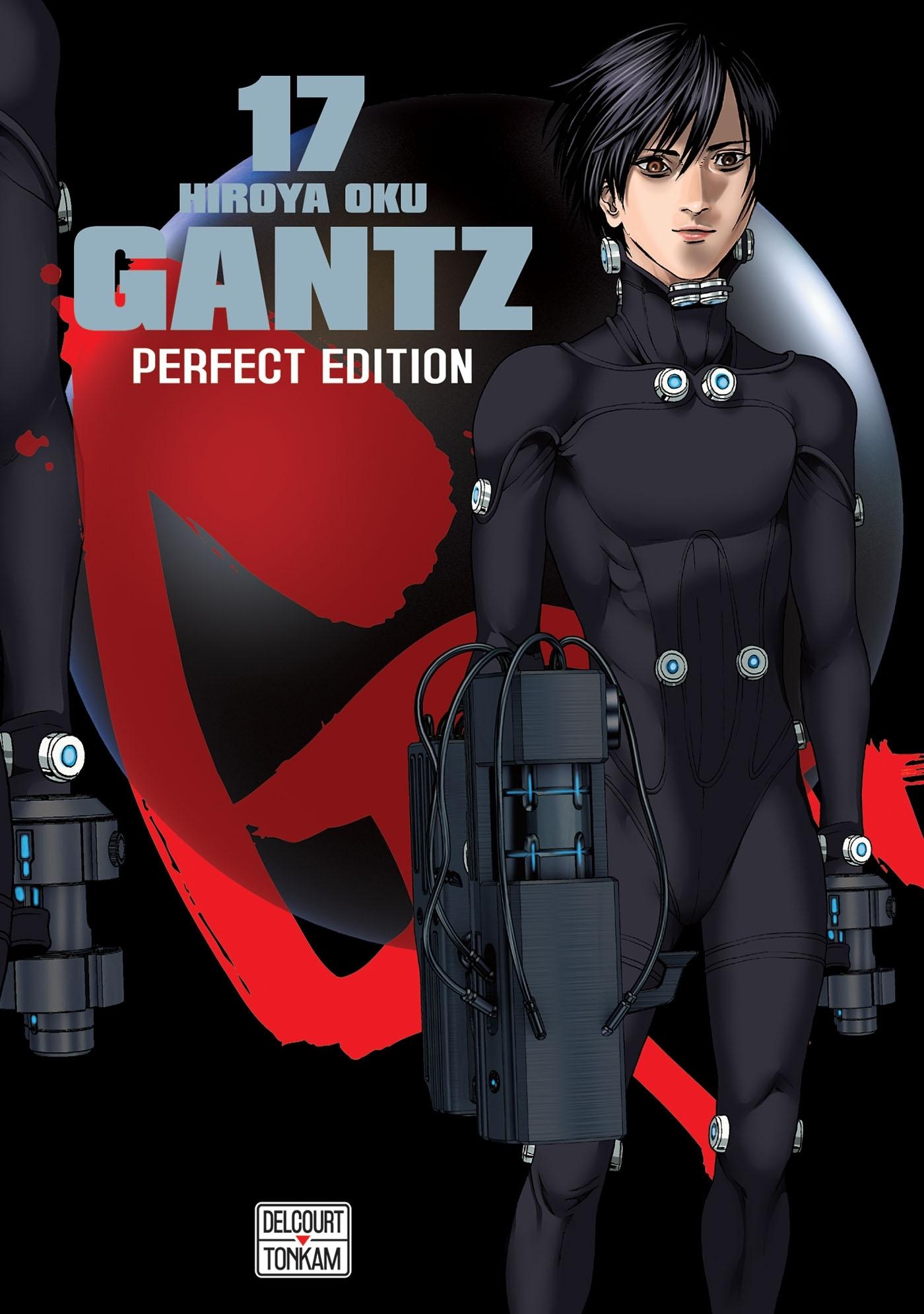 GANTZ PERFECT 17