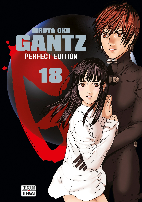 GANTZ PERFECT 18