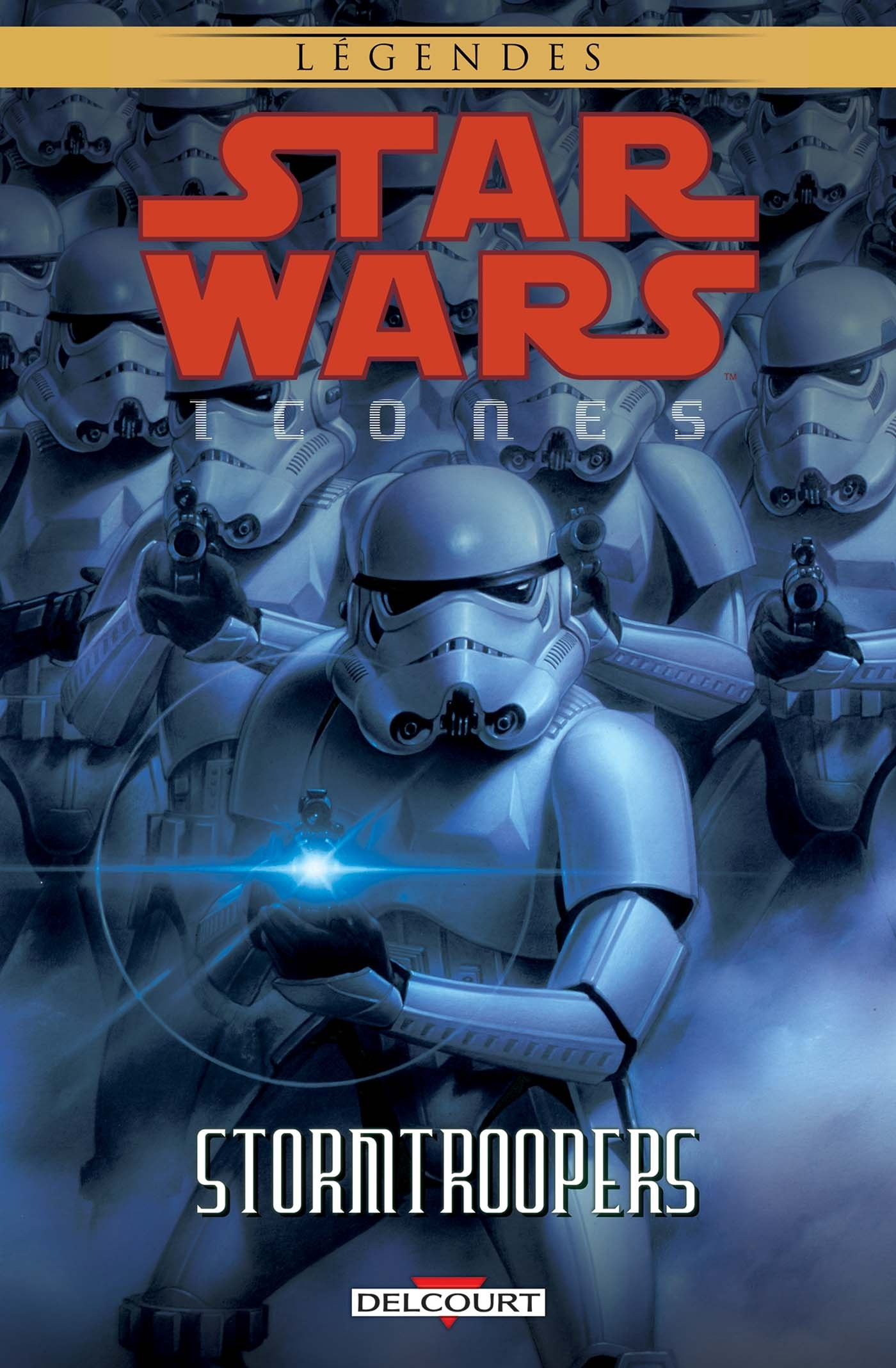 STAR WARS - ICONES T06. STORMTROOPERS