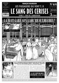 PASSAGERS DU VENT 08. LE SANG DES CERISES. JOURNAL 4/4