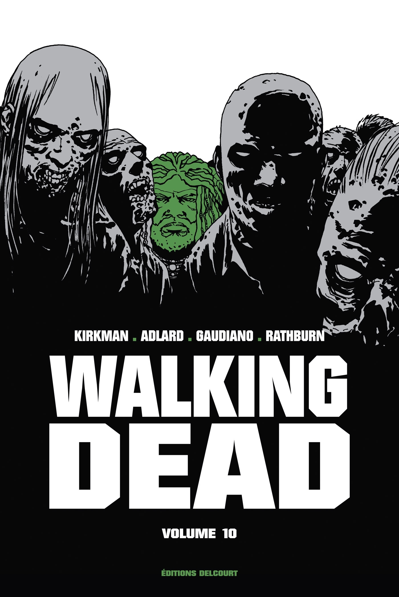 WALKING DEAD PRESTIGE VOLUME 10 - T10