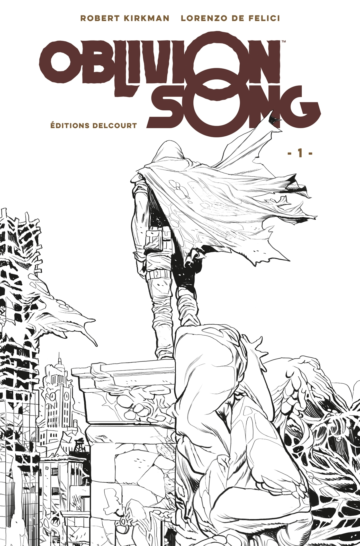 OBLIVION SONG TOME 1 - EDITION COLLECTOR N&B