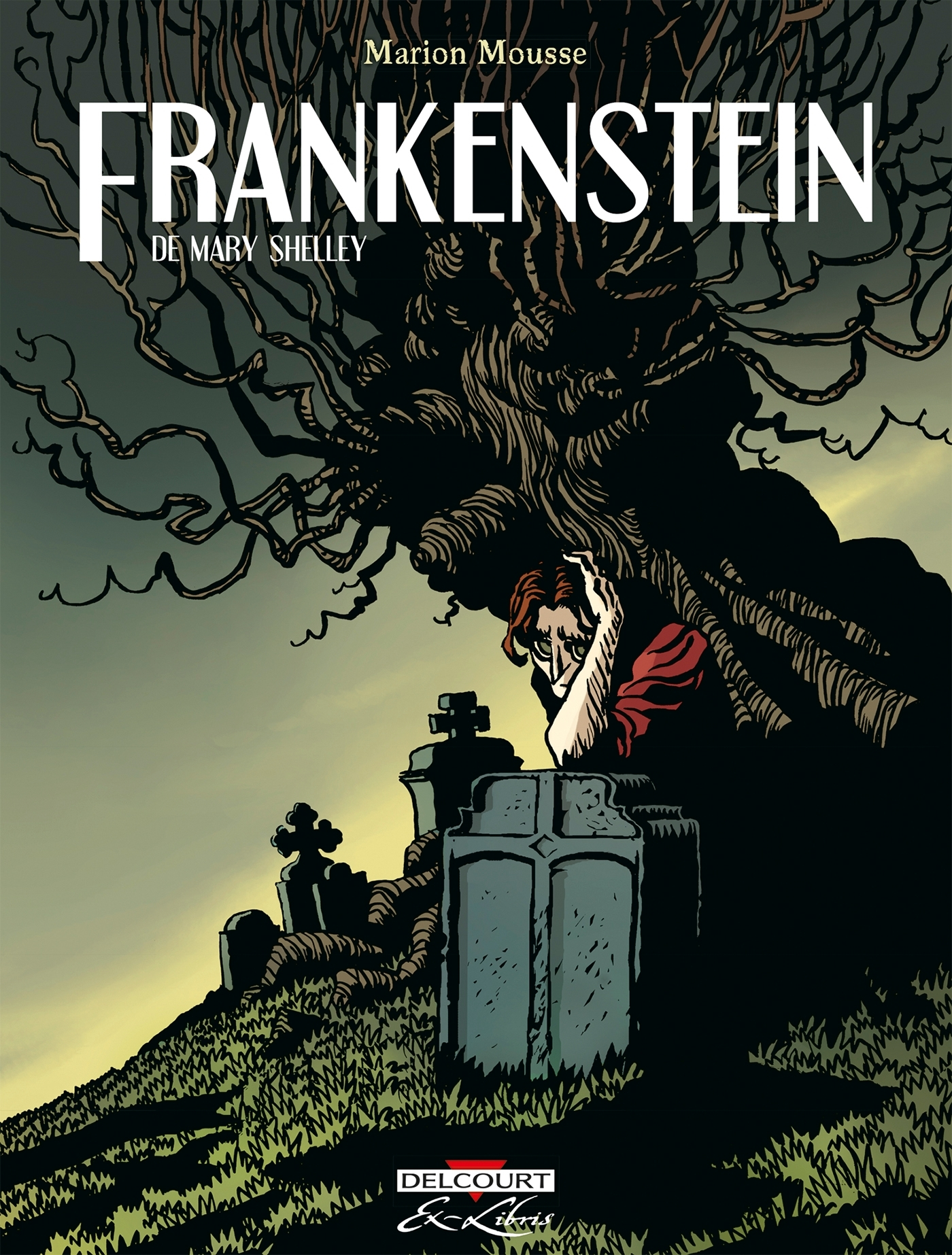 FRANKENSTEIN, DE MARY SHELLEY - INTEGRALE