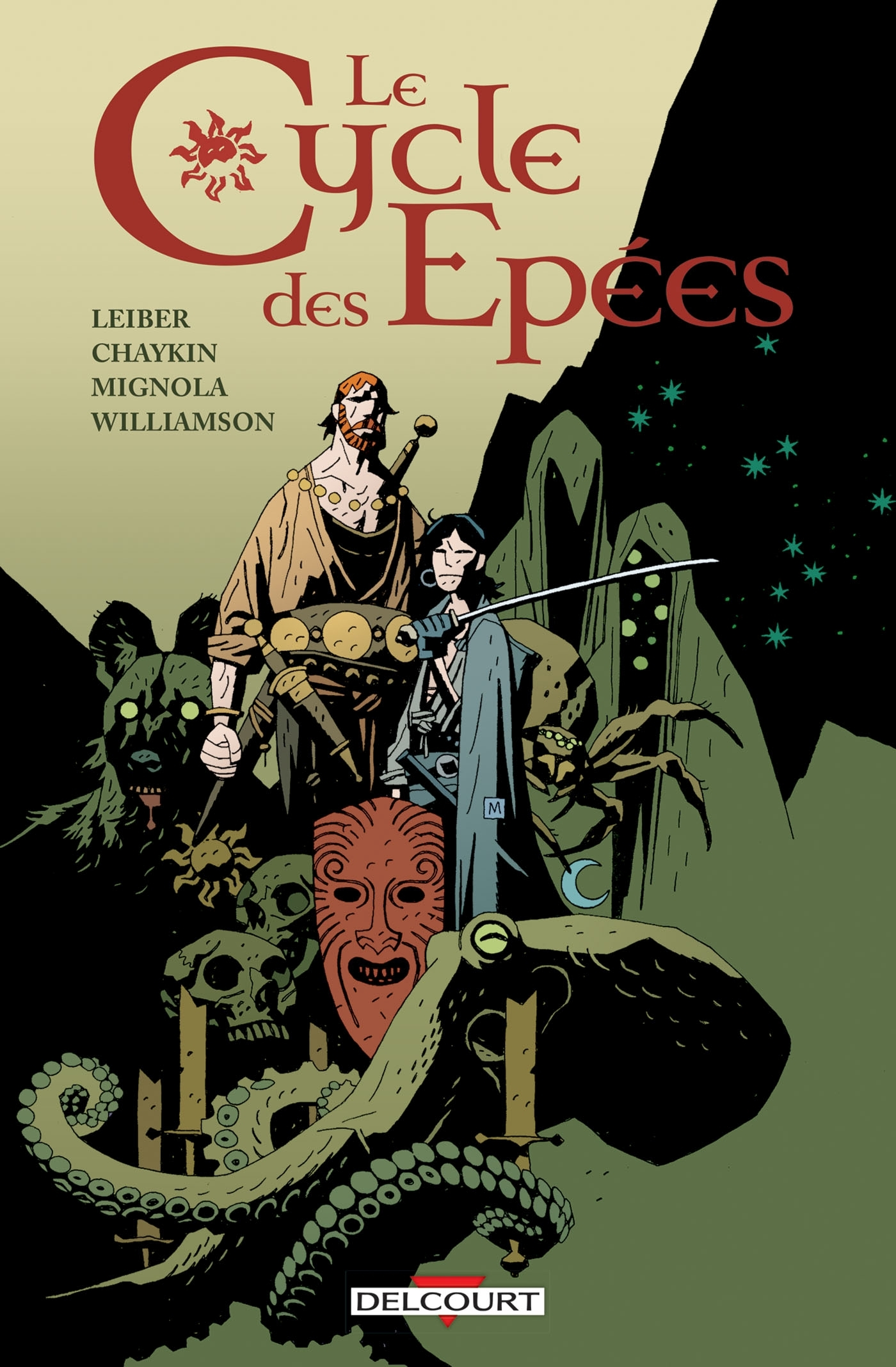 CYCLE DES EPEES - NOUVELLE EDITION