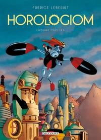 HOROLOGIOM. INTEGRALE 01 A 05