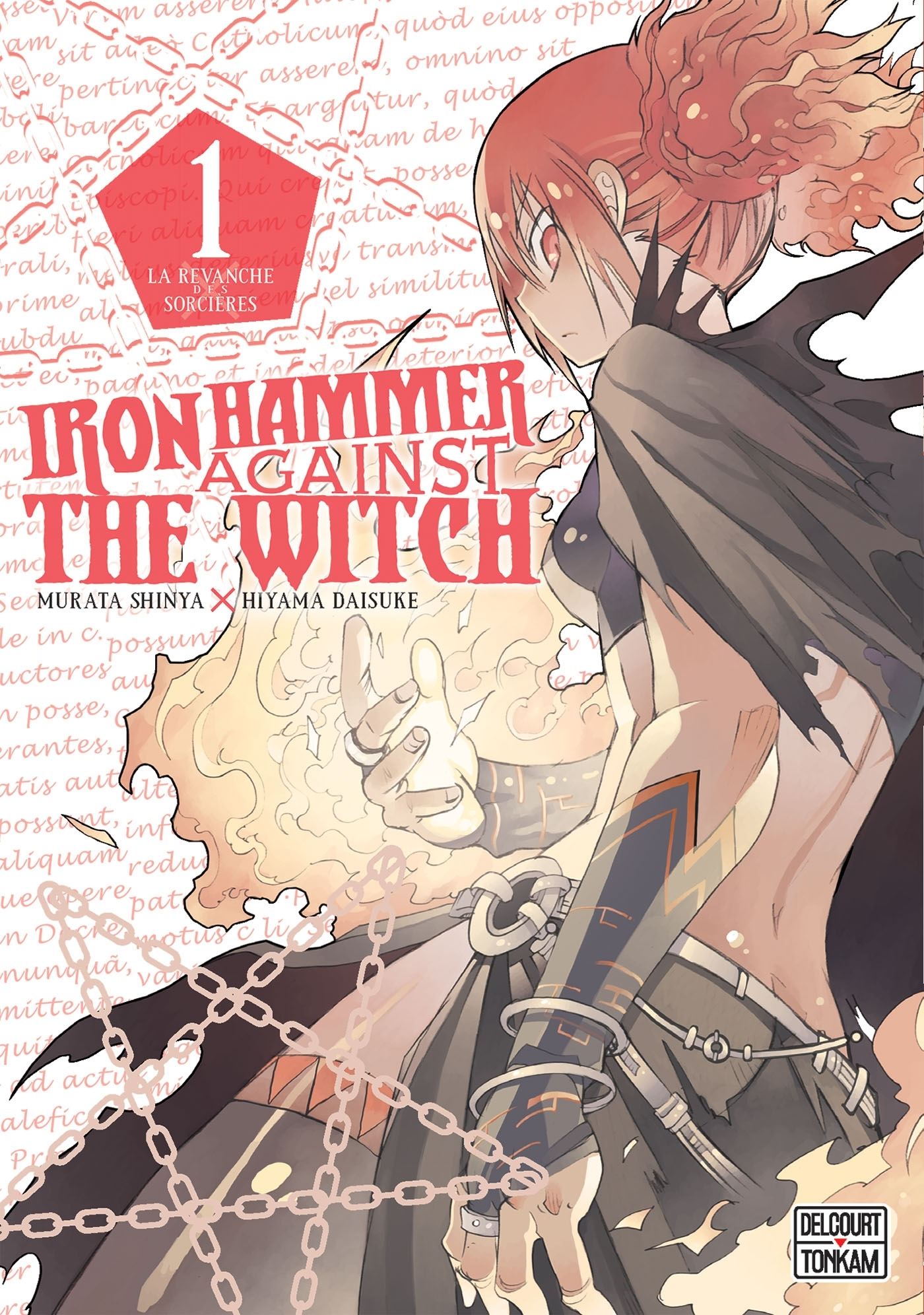 IRON HAMMER AGAINST THE WITCH 01 - T1