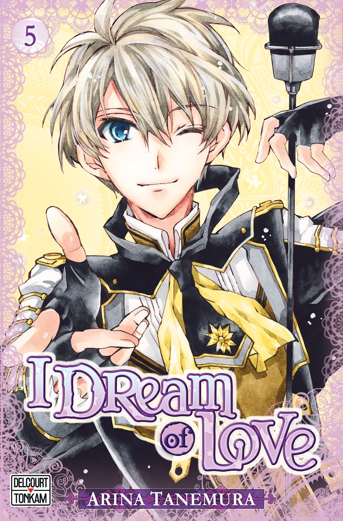 I DREAM OF LOVE 05 - T5
