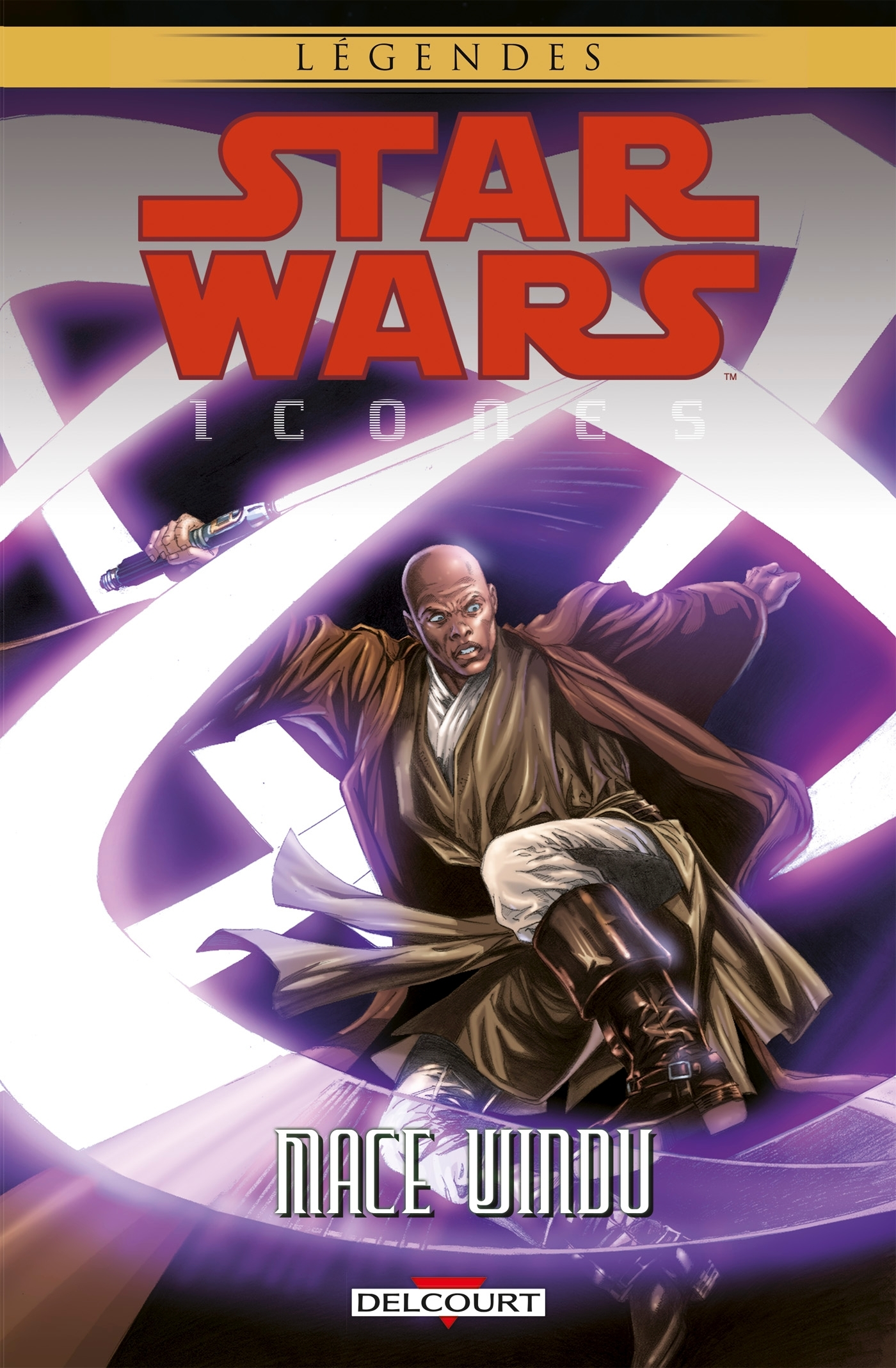 STAR WARS - ICONES - T09 - STAR WARS ICONES 09 : MACE WINDU
