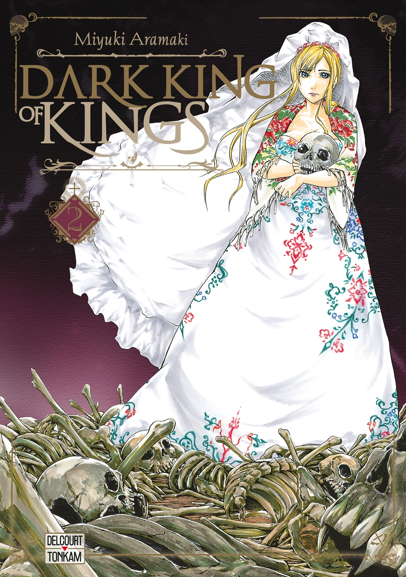 DARK KING OF KINGS T02